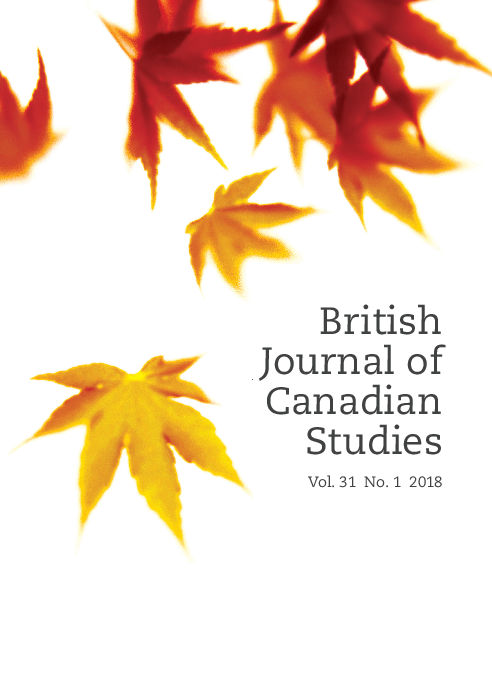 British Journal of Canadian Studies